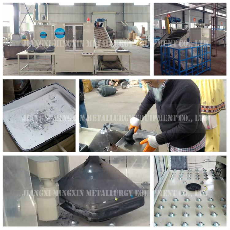 Customere Use Our Crt Cutting Machine