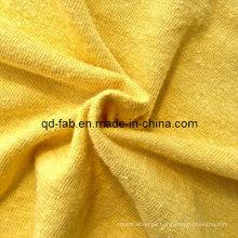Hanf / Bio-Baumwolle / Bambus-Jersey für T-Shirt (QF13-0347)
