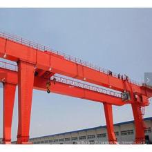 Grue à portique à double poutrelle de 30 tonnes