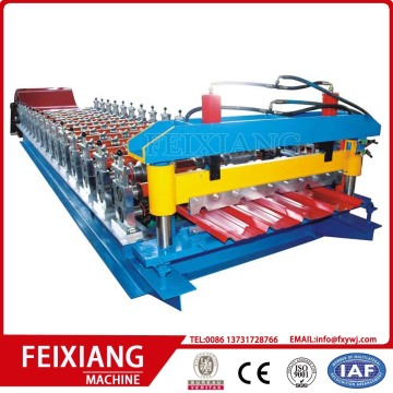profile machine of roofing sheets