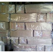 Papiermasse-Eierablage-Karton