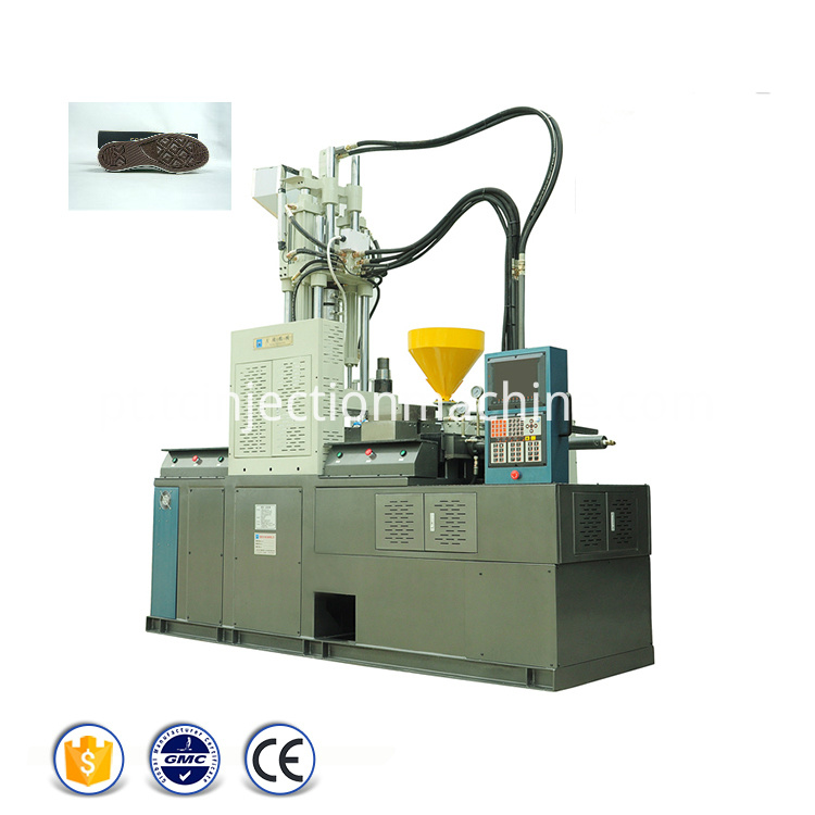 Spore Shoe Sole Injection Machine