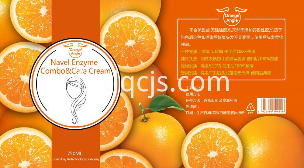 Orange Aromatic Flavor