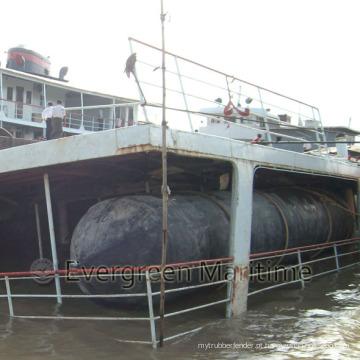 Bolsa de Salvamento Marinha 1,5 MX 18 M, 6 Camadas