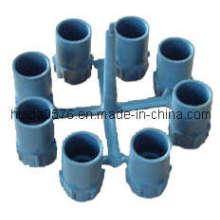 Moule de raccord de tuyau (Coupler 8 cavités)