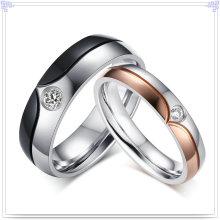 Anillo de accesorios de moda de joyería de acero inoxidable (SR598)