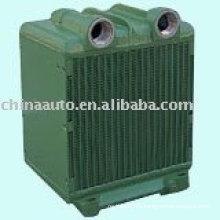 Radiador de aluminio auto del refrigerador de aceite del precio bajo de la alta calidad