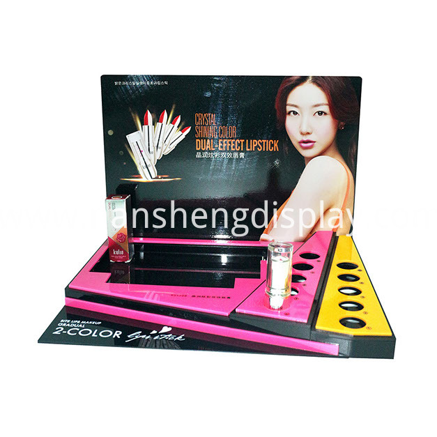 Cosmetic Display Table Top