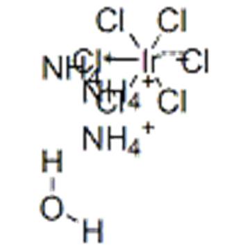 AMMONIUM HEXACHLOROIRIDATE (III) HYDRATE CAS 29796-57-4