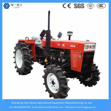 Utilisation de l'agriculture 4 roues motrices Ferme / Jardin / Pelouse / Mini / Compact / Petit / Tracteur à pied 40HP