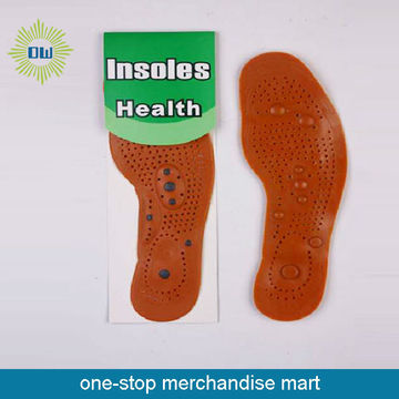 latex foam shoe insole