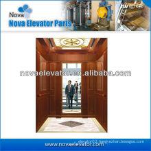 Luxury 4 Persons Home Lift Elevators , Automotive Indoor Villa Lift