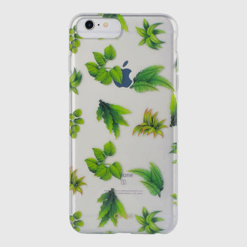 IMD Printing Slim Soft Mobile Phone Cover for iPhone 8 Cover