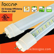 CE Rohs  g13 base 20w t8 led tube light with High lumen flux