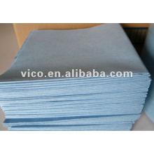 Spunlace não tecido / lenço de limpeza de microfibra
