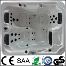 2014 New Design Acrylic Jacuzzi Outdoor SPA Hot Tub