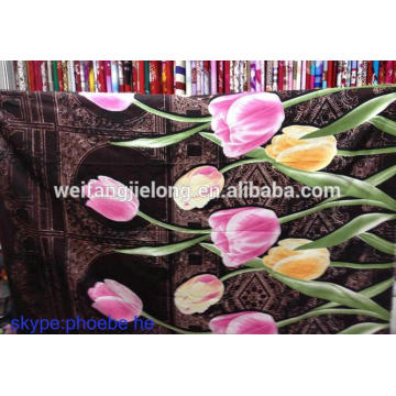 100% polyester disperse print fabric in weifang