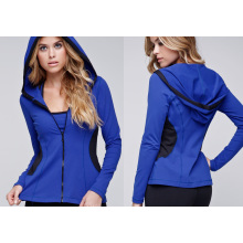 Wholesale Gym Wear Ladies Formal Sports Hoodie Jacket