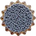Bola de cerámica con potencial negativo