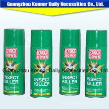 Aerosol del mosquito del mercado de la venta caliente de África 400ml