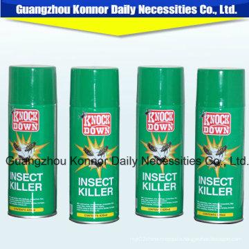 Hot Sale Africa Market 400ml Mosquito Aerosol Spray