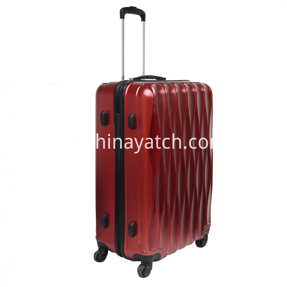 PET Eco-friendly Material Trolley Suitcase