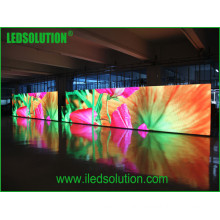 P6.25 Indoor Die-Cast Stage Rental LED Display