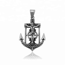 34322 xuping fashion Stainless Steel jewelry Viking Anchor shape pendant