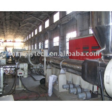 PE Pipe Extrusion Line(plastic machine)