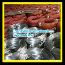 Eletro galvanizado fio / galvanizado fio de ferro