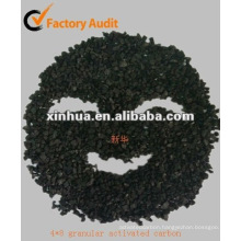 4*8 water purification granular activated carbon