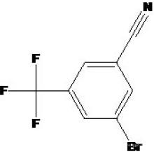 3-Bromo-5- (trifluorométhyl) benzonitrile N ° CAS 691877-03-9