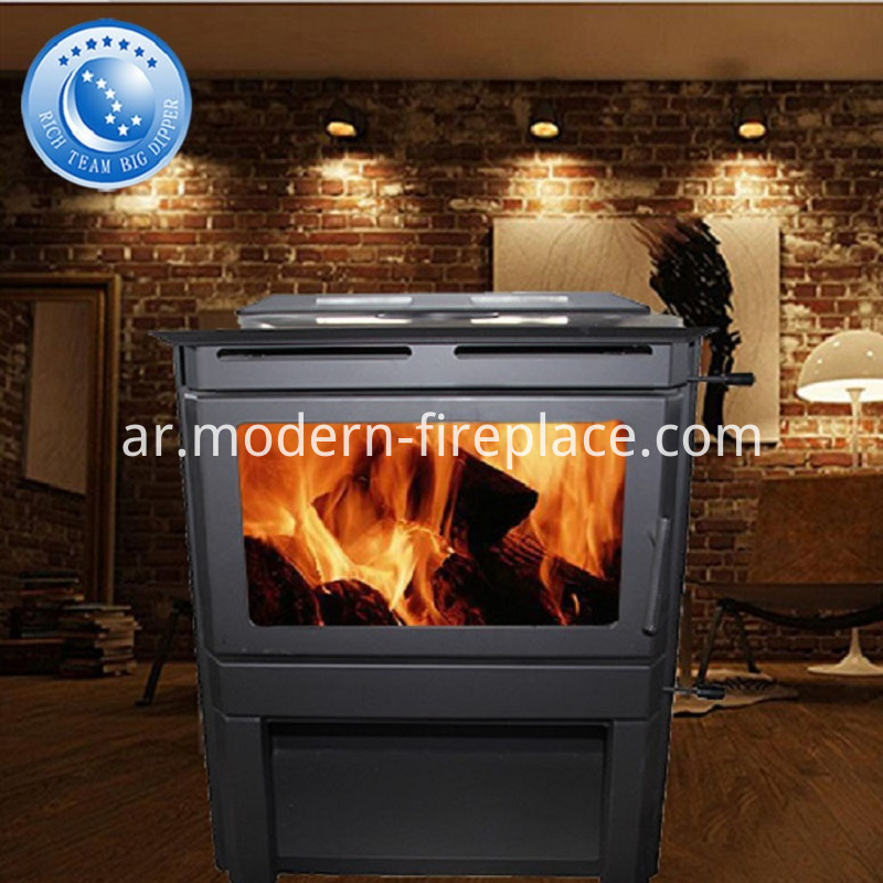Steel Wood Burning Stoves CE Approved