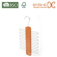 Деревянная вешалка для галстука Deluxe