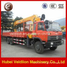 Dongfeng 6X4 LKW mit Kran 5-10 Tonne