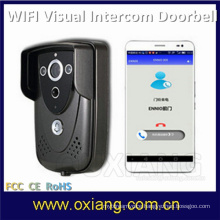 Home Security Doorbell Smart Wireless PIR Night Vision Wi-fi Video Doorbell