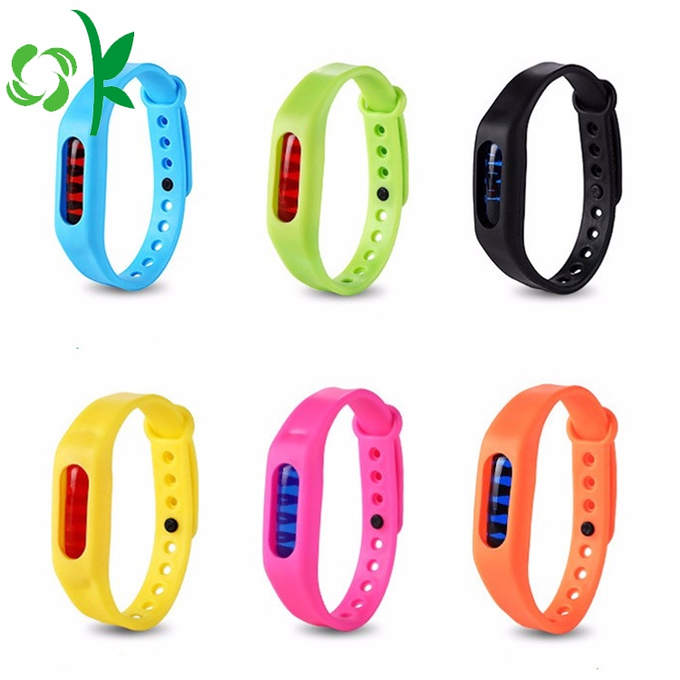 High End Silicone Mosquito Bands