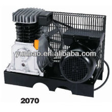 Italienischer riemengetriebener Kolbenkompressor 8bar