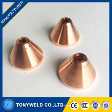 plasma cutting consumables 420168 shield cap