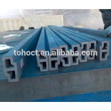 RBSIC / SISIC / SSIC cerâmica Forma especial / todos os tipos de formas de carboneto de silício tubos de cerâmica tubos feixe