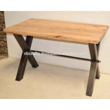Industrial Leg Restaurant table