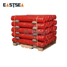 Cerca de alta seguridad plástica anaranjada al aire libre de Zhejiang China de la fabricación