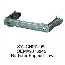 Chevrolet NEW SAIL 2010(SEDAN) Radiator Support