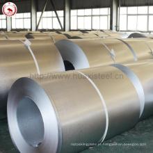 GI Galvalume Bobina de aço Folha de telhado Bobina de aço galvanizado de Jiangsu
