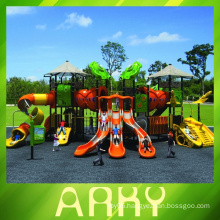 Safe Kindergarten Exterior Playgrounds
