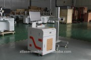 Auto electrical system fiber optic marking machine