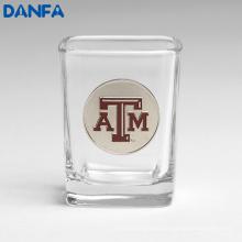 2oz / 60ml Square Shot Glass