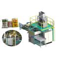 Máquina embolsadora automática de semillas de arroz de 50 kg, frijoles y nueces