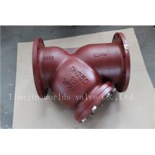 Filtro Tipo Wcb Y com Tela Ss304