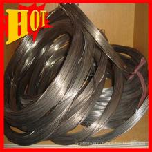 Стандарт ASTM b863 сетки 5 класс титанового сплава провода в катушке